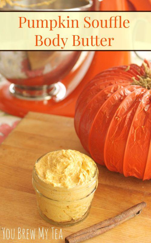 Pumpkin Souffle Body Butter