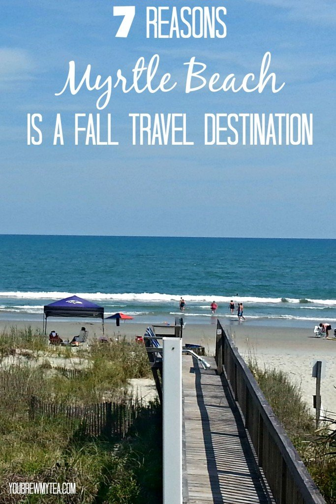 7 Reasons Myrtle Beach Is A Fall Travel Destination