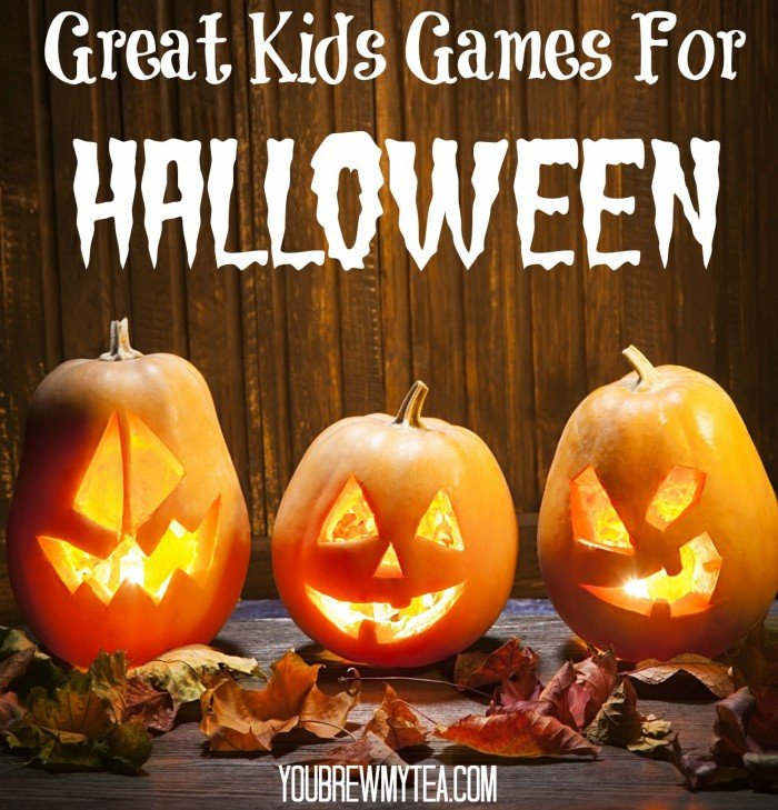 Great Kids Games For Halloween