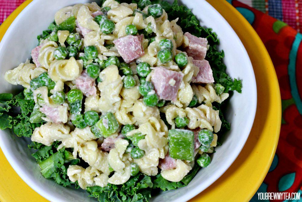 recipe: ruby tuesday ham and pea pasta salad recipe [14]