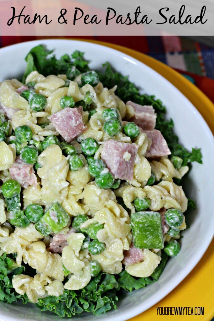recipe: ruby tuesday ham and pea pasta salad recipe [17]