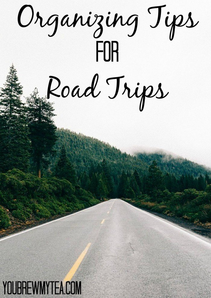Organizing Tips For Road Trips