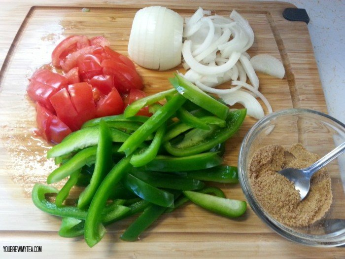 Baked Chicken Fajita Recipe