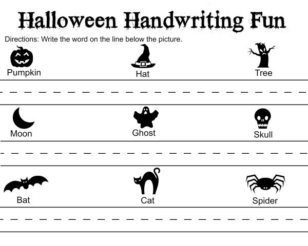 halloween writing topics Halloween costume ideas - 12 creative writing: a halloween story - the night before halloween, started out swell, but as the day went on.