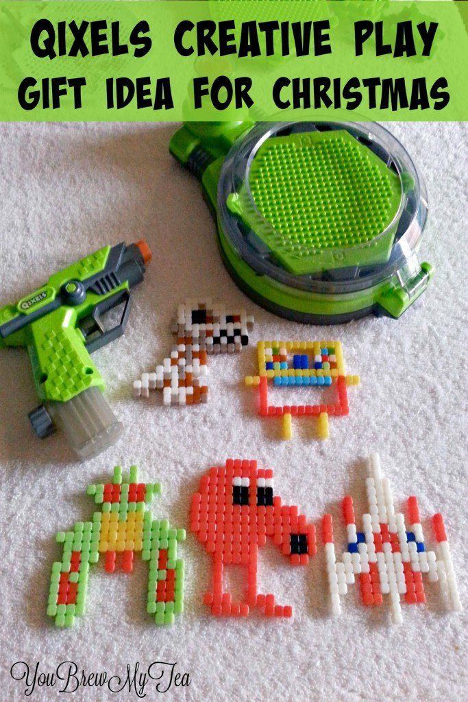 Qixels Creative Play Gift Idea For Christmas