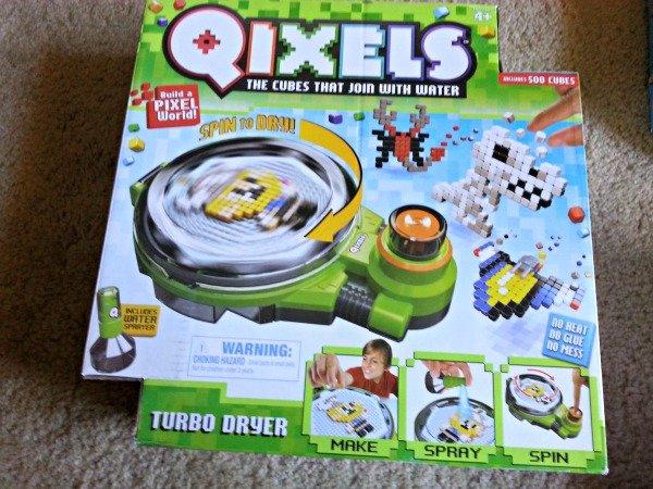 Qixels Turbo Blaster