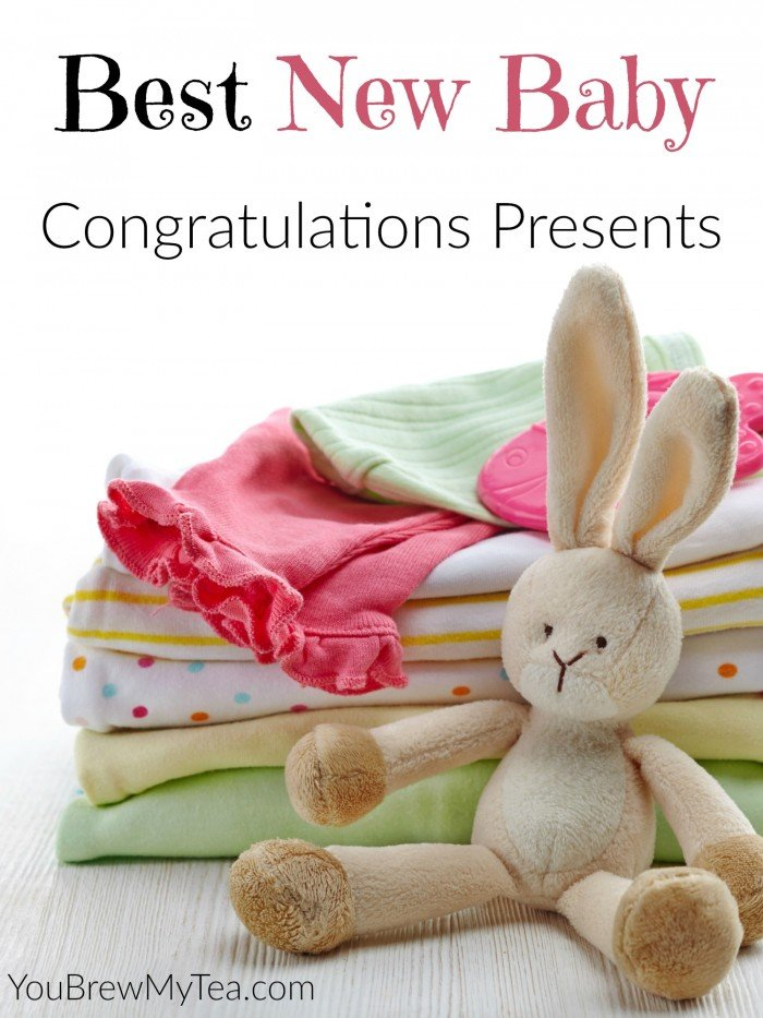 Best New Baby Congratulations Presents
