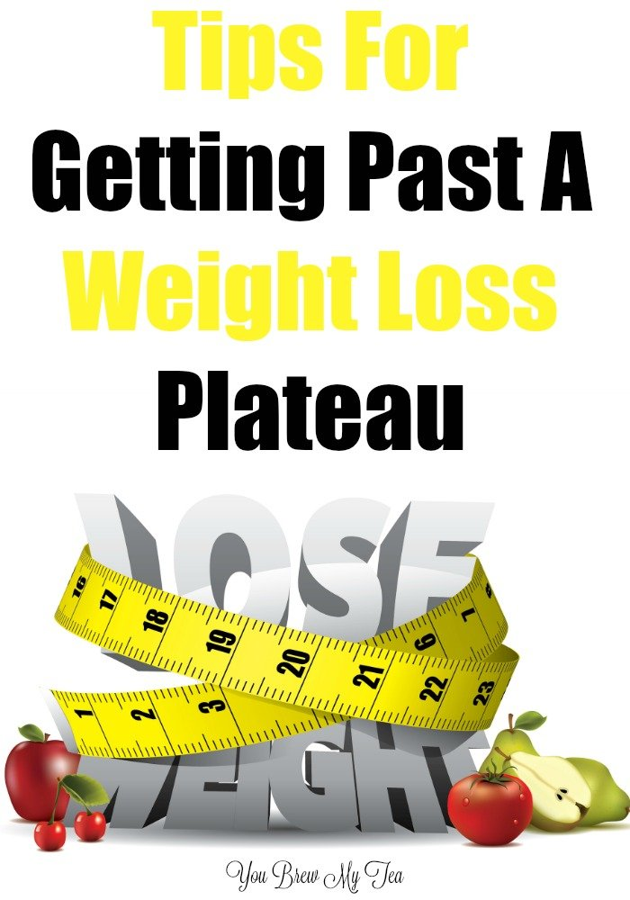 what to do when you have reached a weight loss plateau