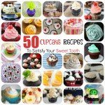 50 Easy Cupcake Recipes To Satisfy Your Sweet Tooth