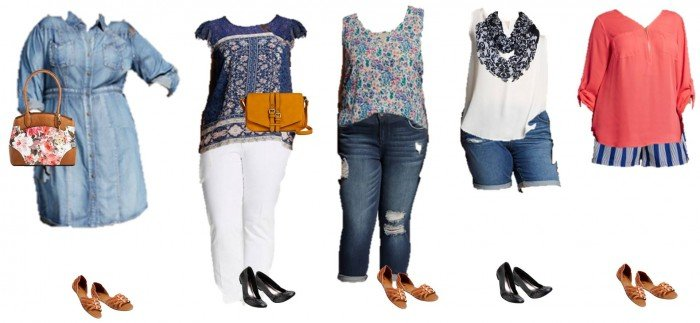 56ed66d71f Affordable Plus Size Fashions For Spring -