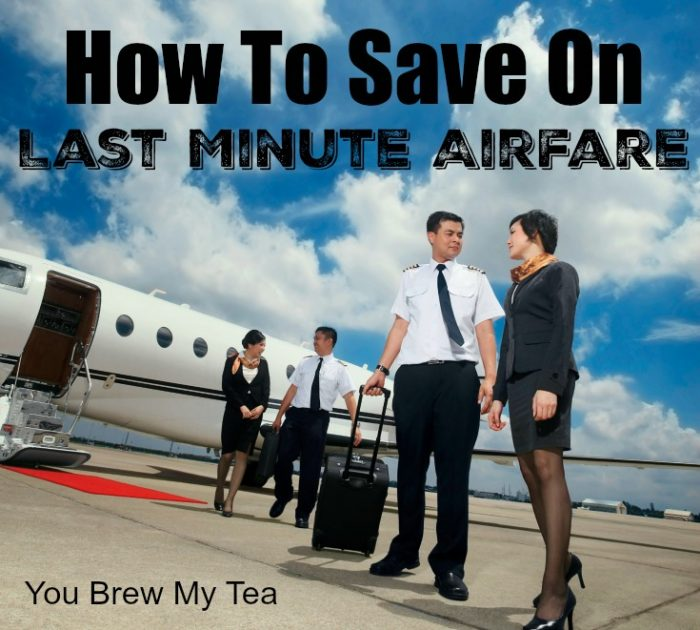 How To Save On Last Minute Airfare