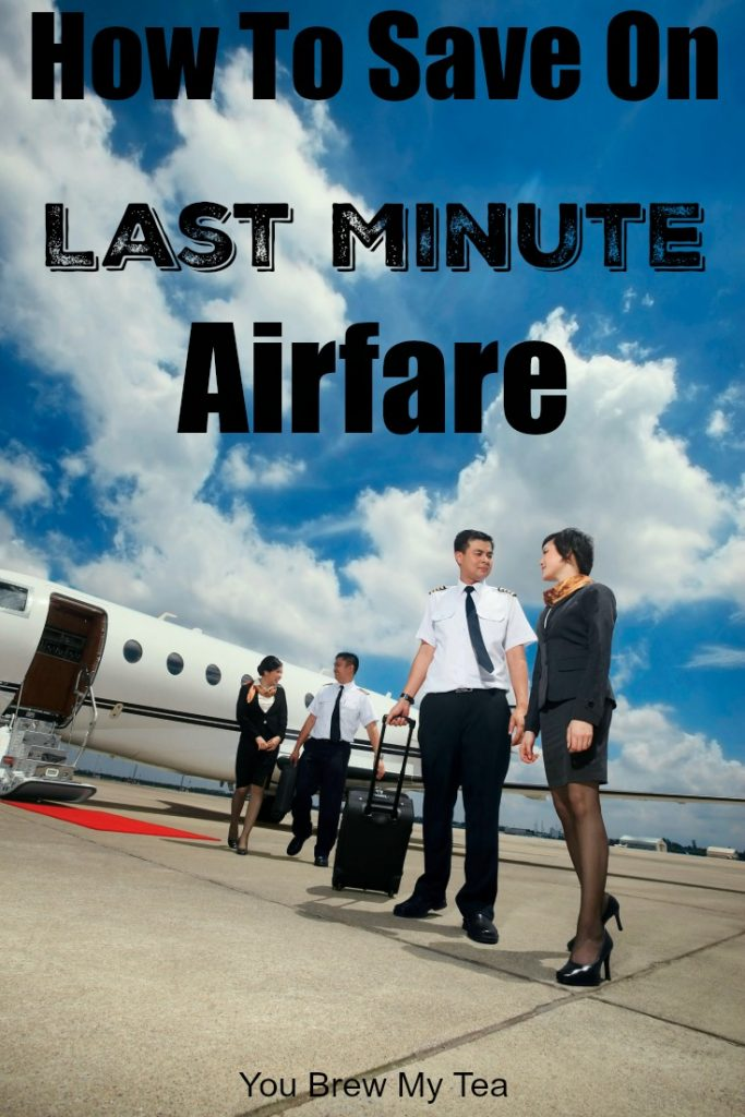 Last Minute Airfare doesn't have to break the bank!  Check out our tips for How To Save On Last Minute Airfare for ultimate travel savings!