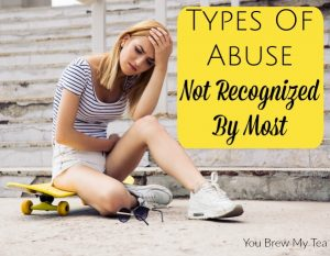 Types Of Abuse like these may go unnoticed by outsiders but can leave lasting effects on an individual. Check out this list of and learn more about common abuse that many deal with.