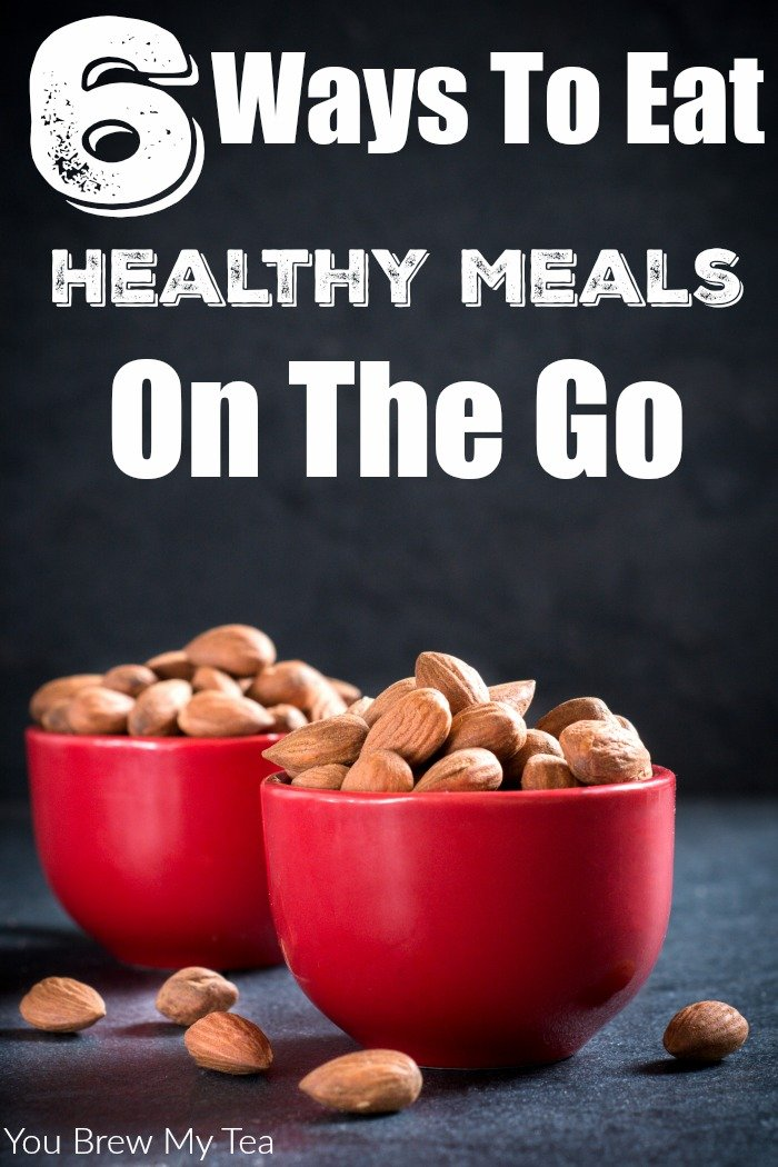 Don't miss our top picks for Ways To Eat Healthy Meals On The Go!  Clean eating tips like these will keep you and your family on track during vacations and daily life!