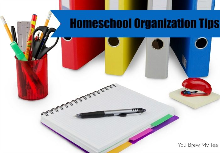 Homeschool Organization is made easy with these truly Life-Changing ideas! Learn how to manage everything from book storage to portfolios and more in this inclusive post!
