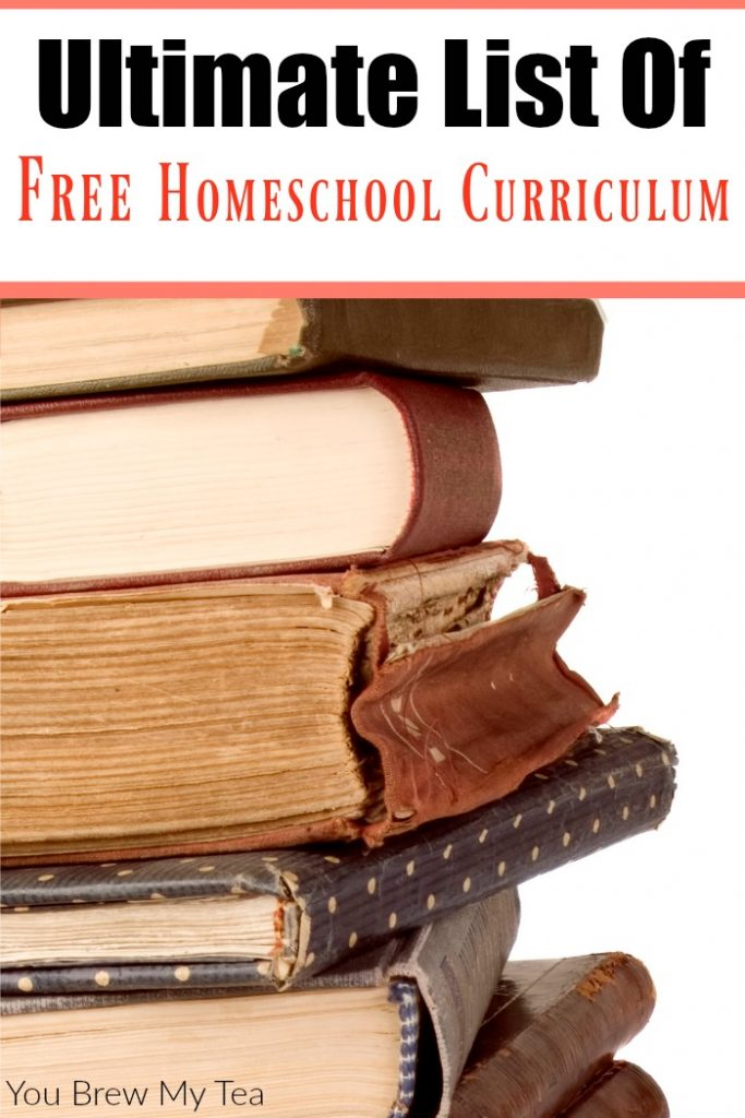 Free Homeschool Curriculum is easier to find than you think! Check out our great list of the best free homeschool curriculum!