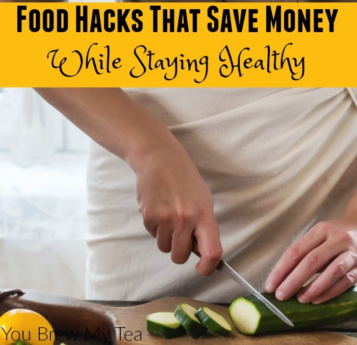 Foods Hacks like these are ideal for a healthy diet! Stay in budget with these great practical frugal tips!