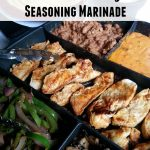 Homemade Fajita Seasoning Marinade For Customized Fajitas