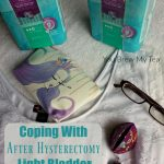 Coping With After Hysterectomy Light Bladder Leakage