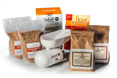 Mockmill Home Milling Starter Kit
