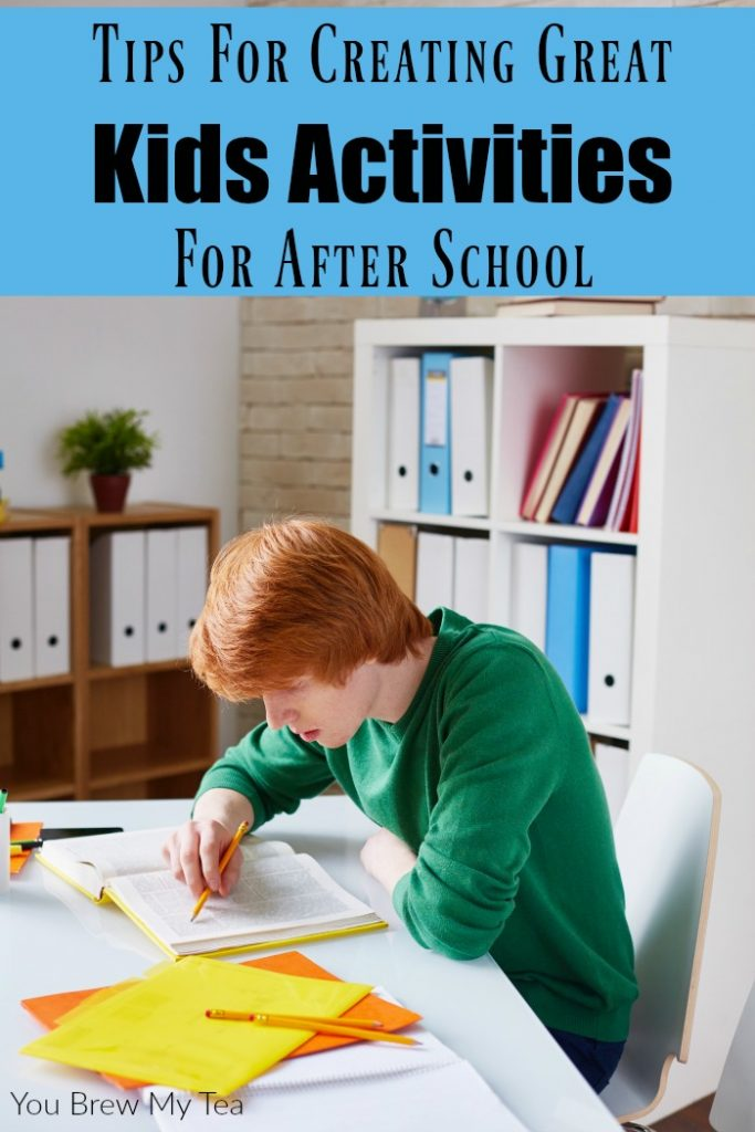 Kids Activities for after school are easy to manage with our great tips! Focus on creating a fun after school routine with kids activities they will love!