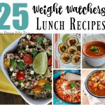 25 Weight Watchers Lunch Recipes
