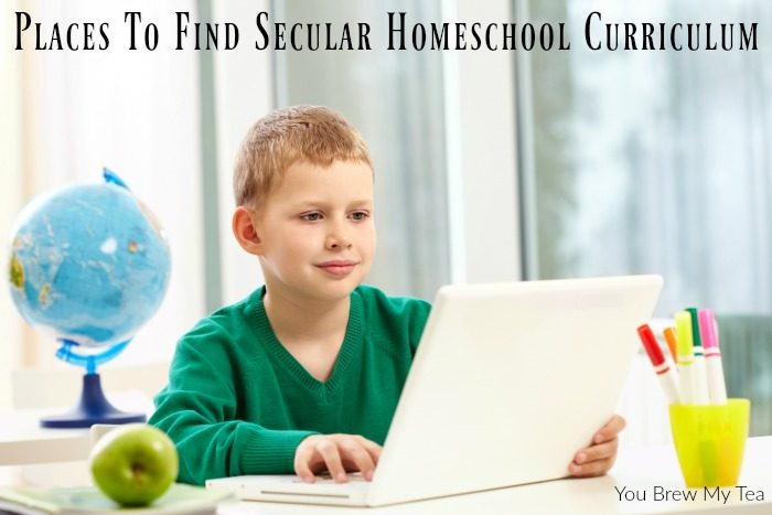 Don't miss our favorite Secular Homeschool Curriculum Options! This list includes full curriculum, great resources, and options for all ages