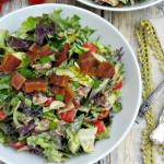 Simple Chopped BLT Salad Recipe