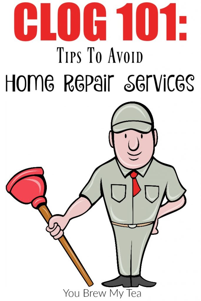 Home Repair Services can be so costly! Use our tips to avoid extra expenses and make sure your drains are clear!