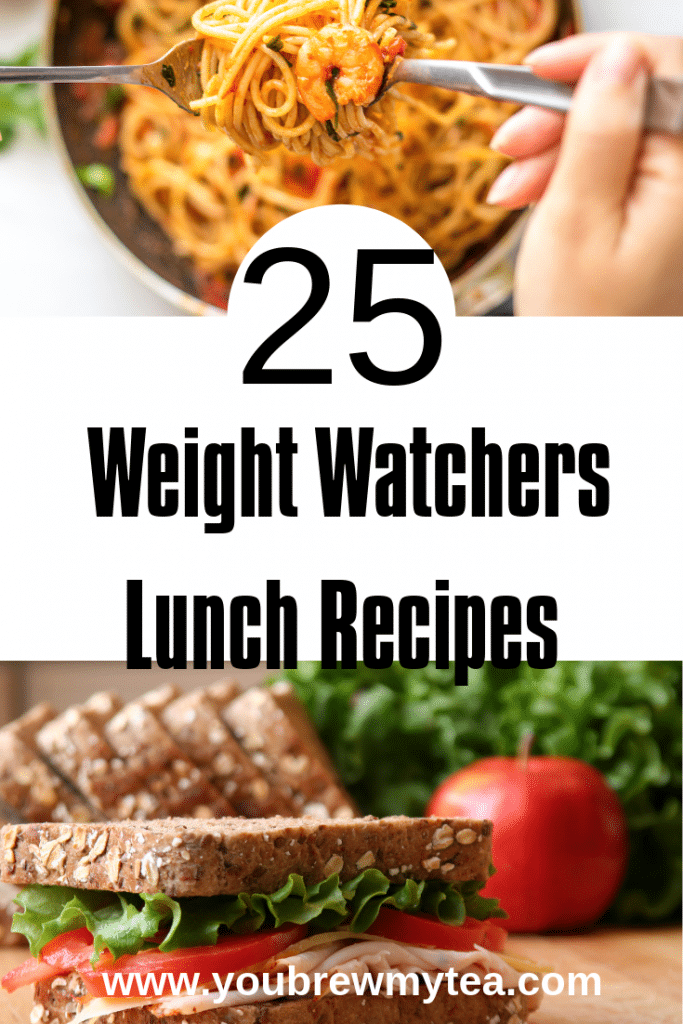 Weight Watchers Lunch Recipes