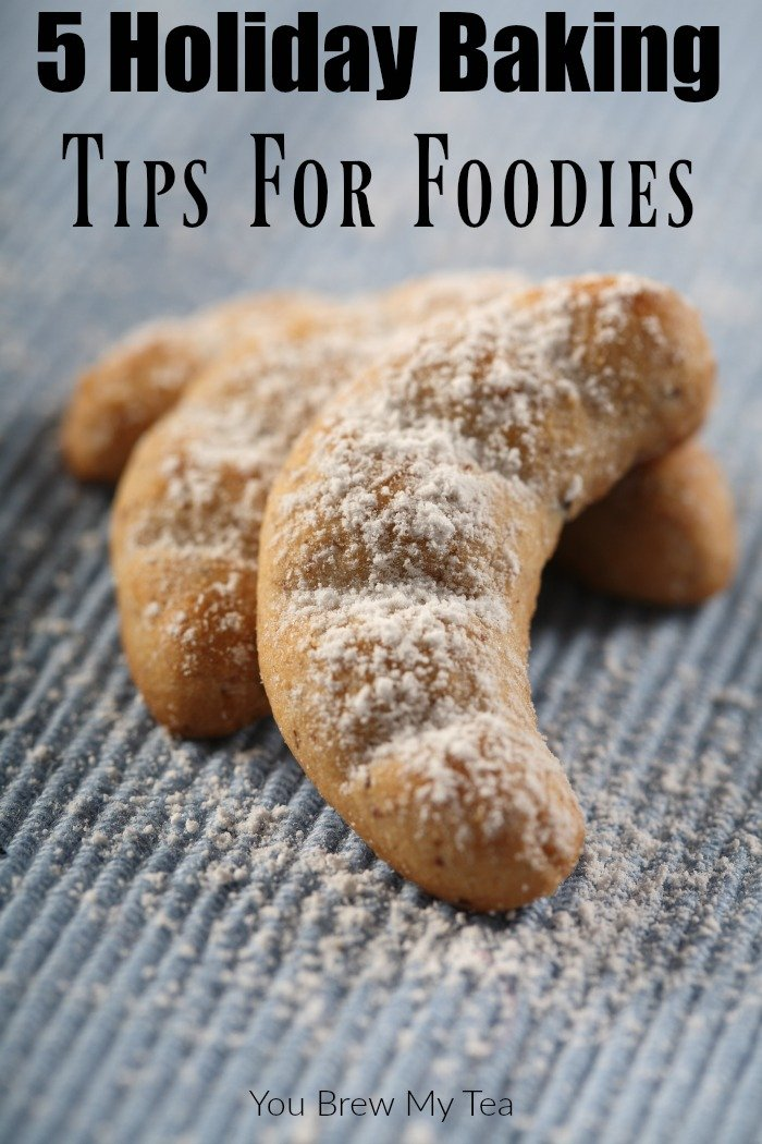 Holiday Baking is a favorite past time, and these foodie tips are just what you need to make your baking plans amazing this year!