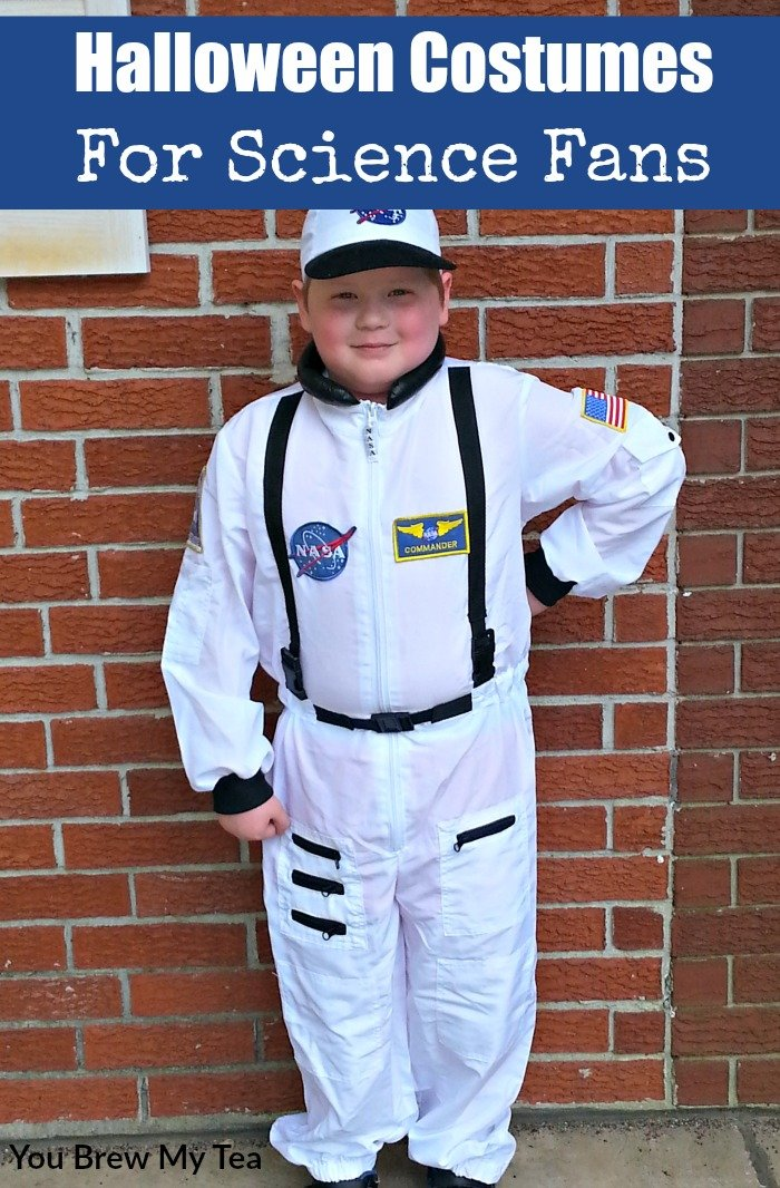 Halloween Costumes that encourage Science in kids are just what busy parents want to see!  Check out these great ideas for Halloween Costumes for science fans!