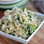 Asparagus And Quinoa Side Dish