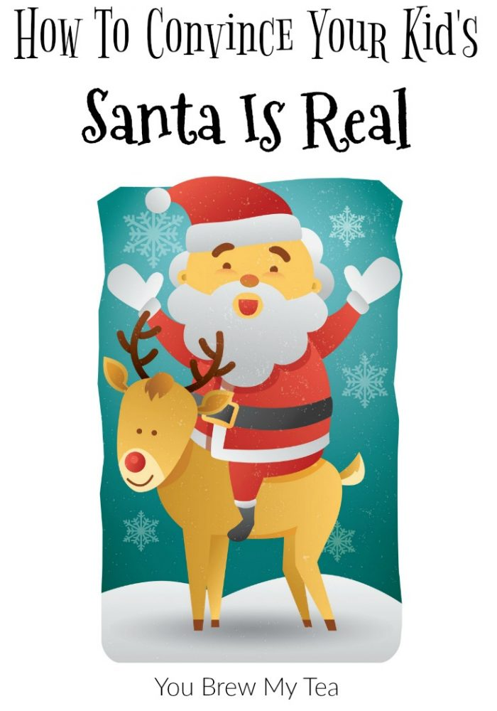 Don't miss our tips for how to convince your child that Santa Clause is real!
