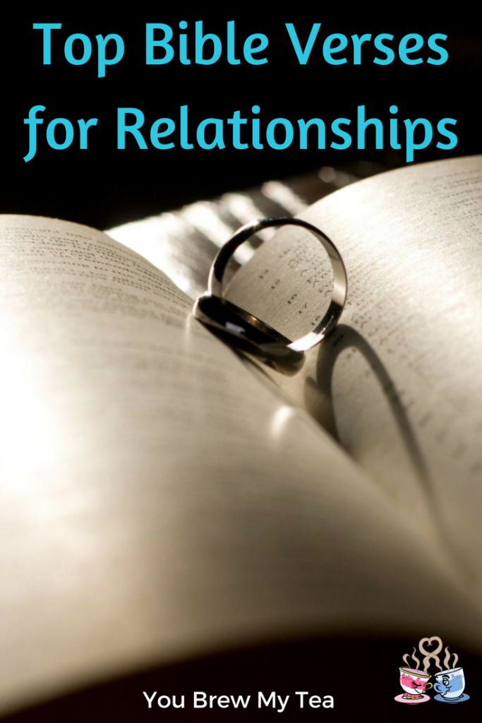 Bible Verses about Relationships are must needed when it comes time to work on your marriage for the long haul. These are my favorite verses to remember!