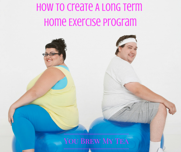 Don't miss our tips for Creating A Home Exercise Program You Can Do Long Term! These tips from our team can help you stick with your exercise routine!