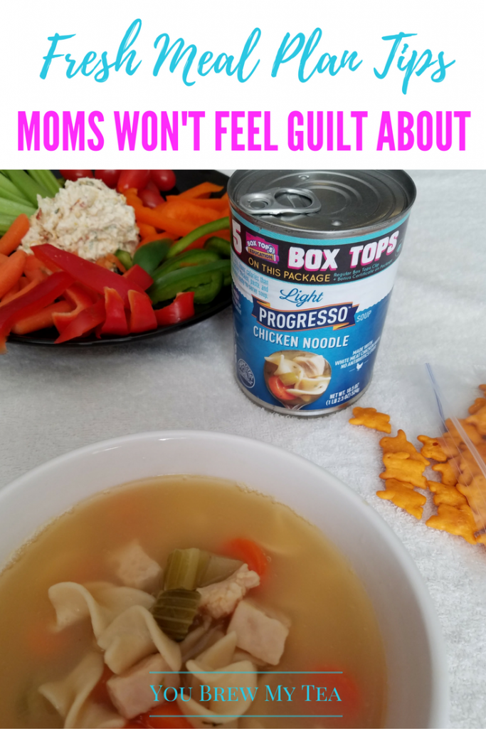 Fresh Meal Plan ideas can be so overwhelming! Check out these Tips Any Mom Can Feel Good About and never get overwhelmed! Easy to follow the 80%/20% rule!