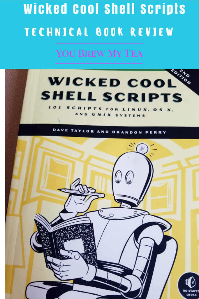 Wicked Cool Shell Scripts Book Review