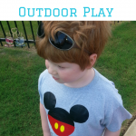5 Reasons Healthy Kids Need Outdoor Play
