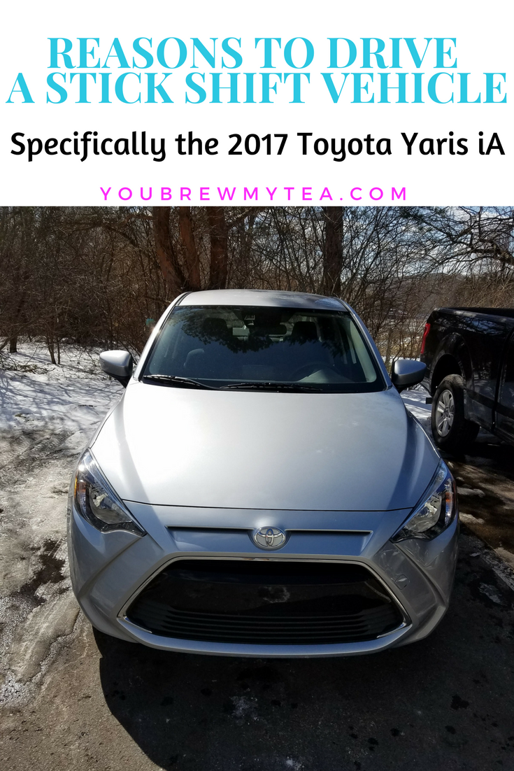 Don't miss our Reasons To Drive A Standard Transmission Vehicle like the 2017 Toyota Yaris iA plus our review on this specific model! A great budget car!