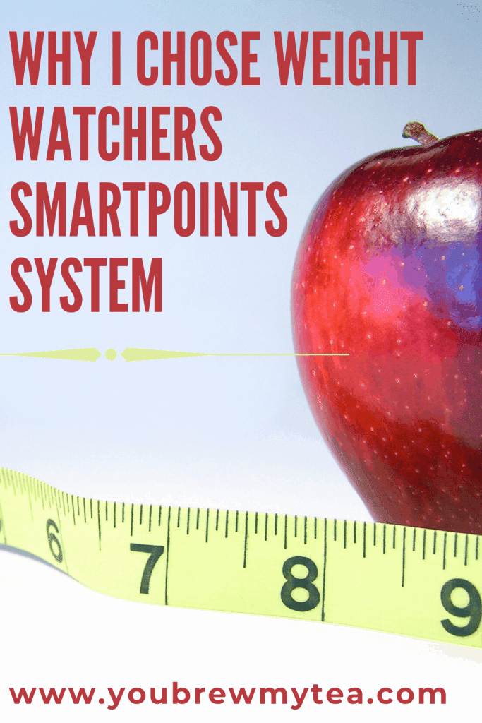 Why I Chose Weight Watchers SmartPoints System