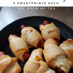 Low-Fat Crescent Roll Hot Dogs