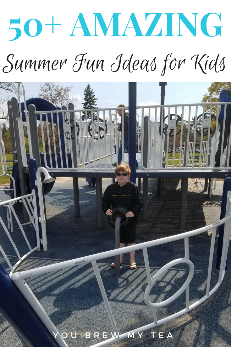 50+ Summer Fun Ideas for Kids are just what you need to get this year off to a great start! Check out our top tips to make sure your kids have fun!