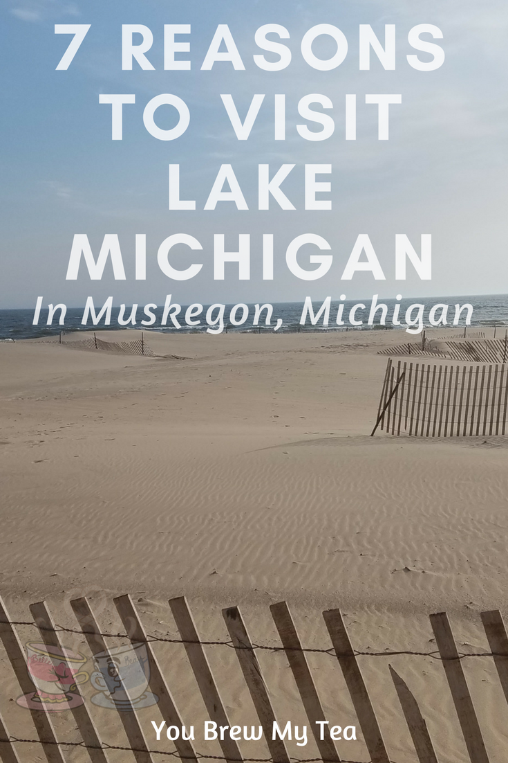 Don't miss our Top Reasons to Visit Lake Michigan! We've loved our time on the shores of Muskegon and St. Joseph, and can't wait to share with you!