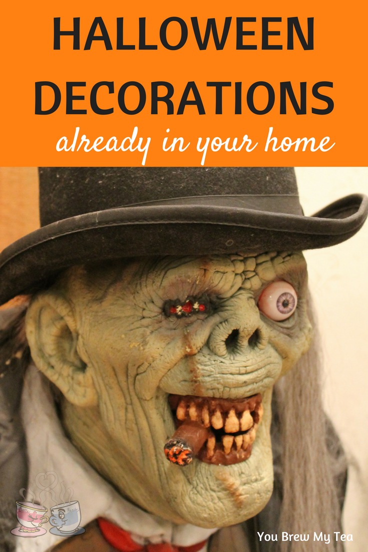 Check out these 10 Halloween Decorations You Probably Already Own! Shop from your home and save money on your Halloween budget with our great ideas!