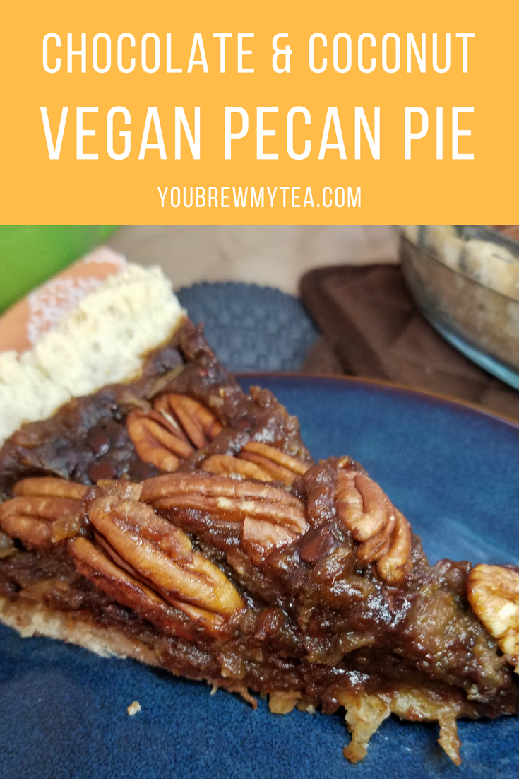 Recipes archives for Chocolate coconut pecan pie recipe