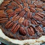 Chocolate Coconut Vegan Pecan Pie