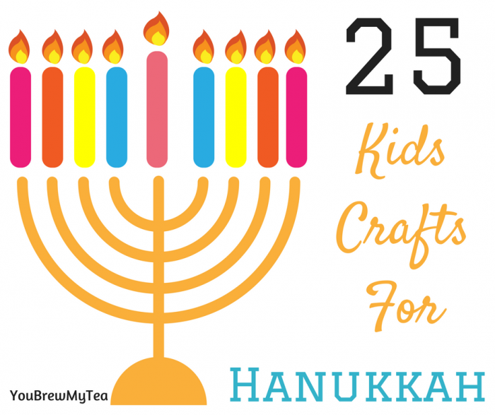 25 Kids Craft Projects for Hanukkah