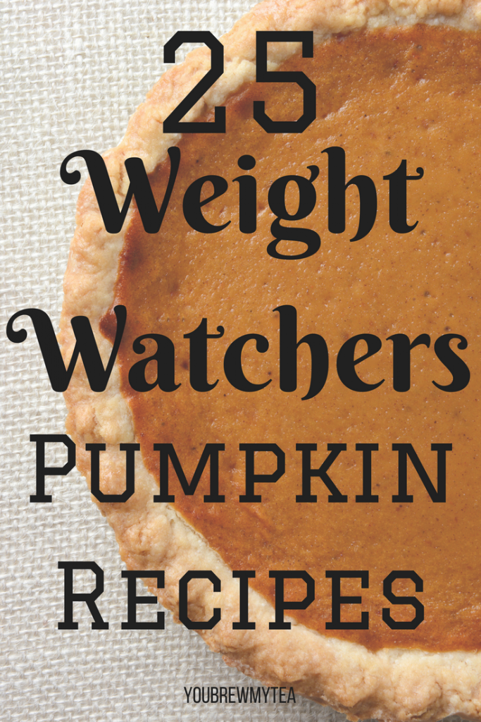 Love Pumpkin? Look no further than our list of 25 Weight Watchers Pumpkin Recipes! This has great savory and sweet ideas that fit into your points plan!
