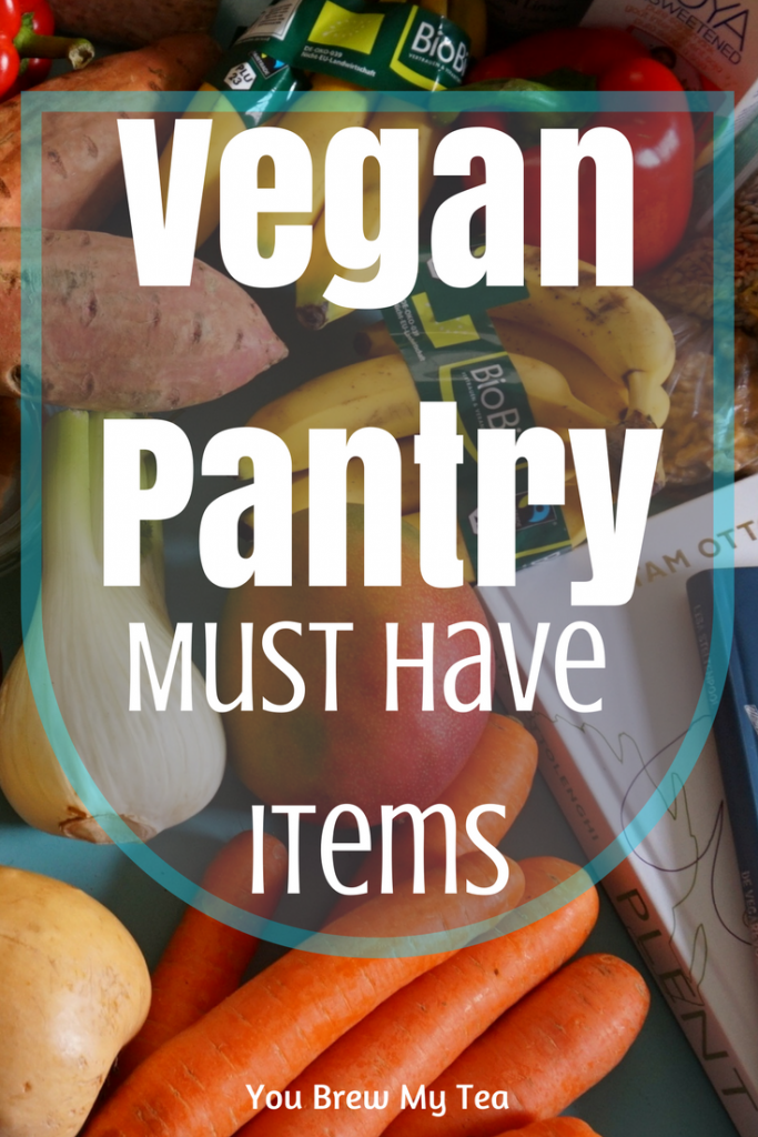 Check out our Must Have Vegan Pantry list!  This will help the transition to a plant based diet so much easier to manage! #VeganHacks
